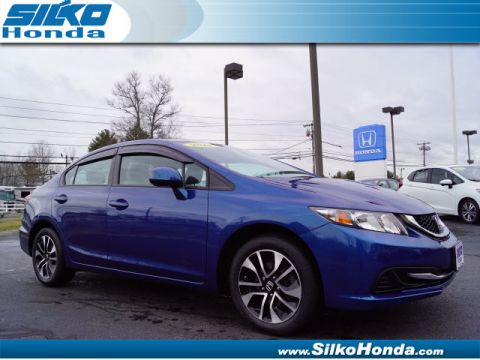 Certified Pre-Owned 2013 Honda Civic EX FWD EX 4dr Sedan
