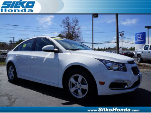 Used Chevrolet Cruze Limited 1LT Auto