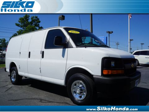 Used Chevrolet Express Cargo 2500