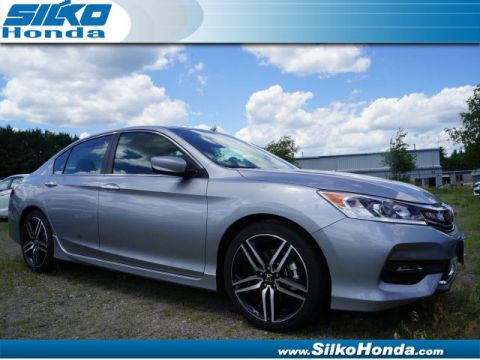 New Honda Accord Sport Special Edition