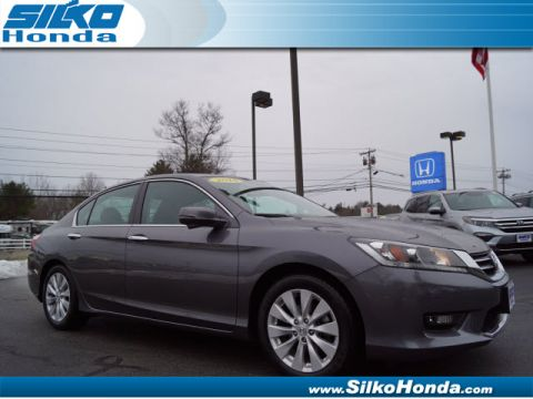 Certified Pre-Owned 2014 Honda Accord EX FWD EX 4dr Sedan CVT