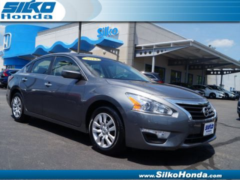 Used Nissan Altima S