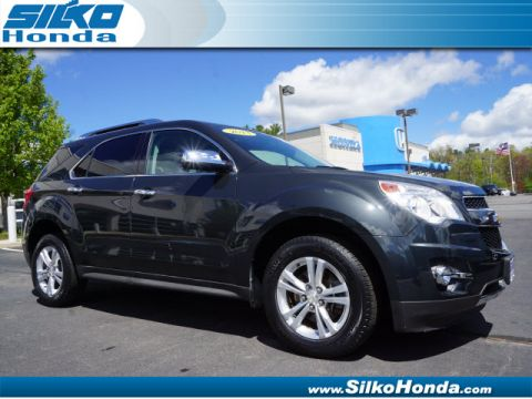 Used Chevrolet Equinox LTZ
