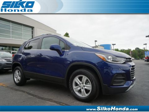 Used Chevrolet Trax LT