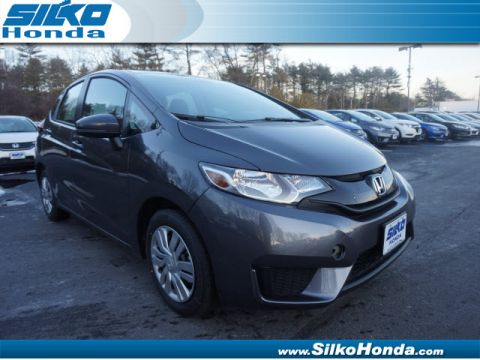 New 2017 Honda Fit LX FWD LX 4dr Hatchback 6M