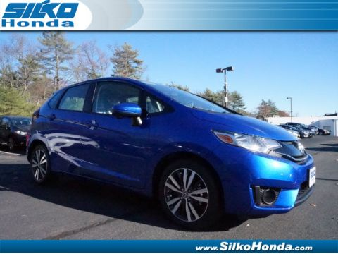 New 2017 Honda Fit EX FWD EX 4dr Hatchback 6M
