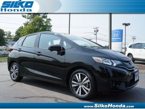 New 2016 Honda Fit EX FWD EX 4dr Hatchback CVT
