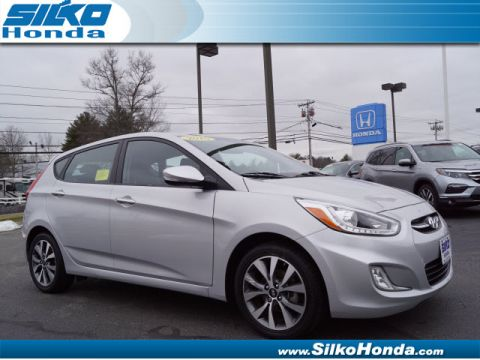 Used Hyundai Accent Sport