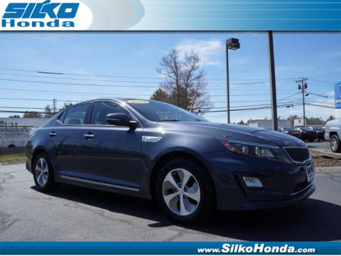 Used Kia Optima Hybrid LX