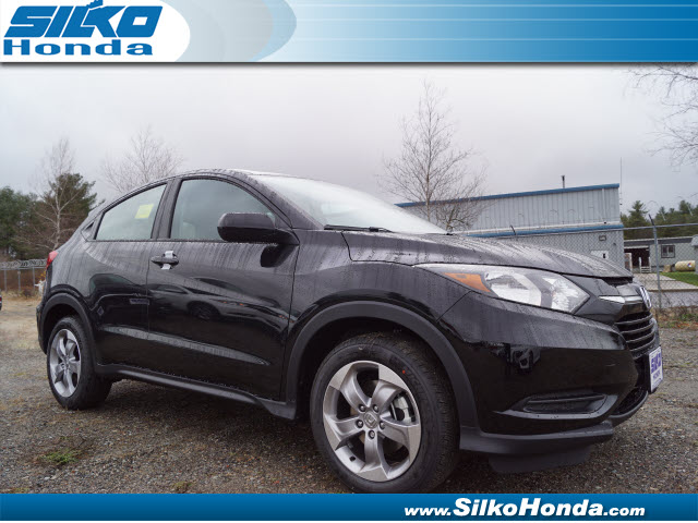new 2017 honda hr v lx awd lx 4dr crossover near brockton 27262 silko honda. Black Bedroom Furniture Sets. Home Design Ideas
