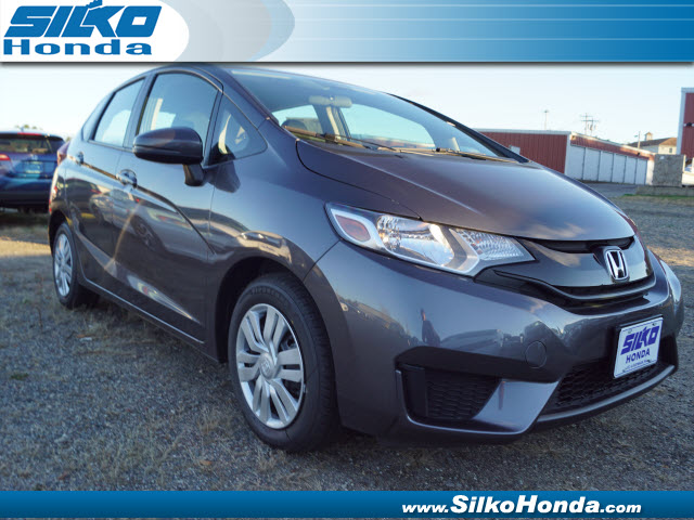 New 2017 Honda Fit LX