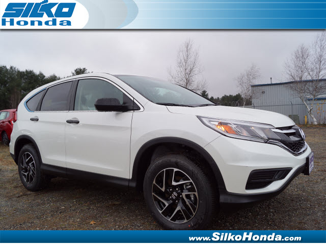 New 2016 honda cr v se awd se 4dr suv near brockton 27142 for 2016 honda cr v se