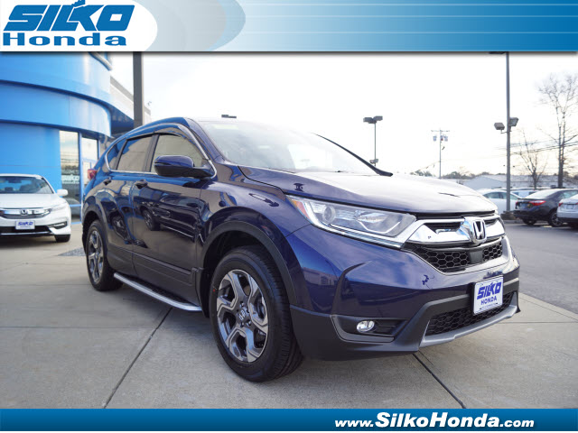 new 2017 honda cr v ex l w navi awd ex l 4dr suv near brockton 27424 silko honda. Black Bedroom Furniture Sets. Home Design Ideas