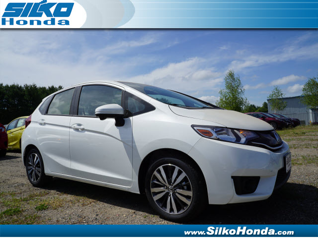 New 2016 Honda Fit EX